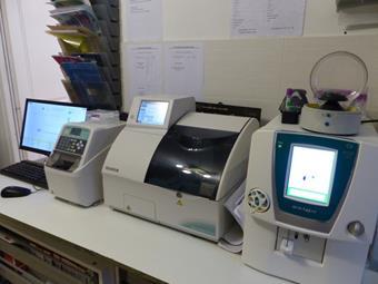 Laboratoire d'analyses